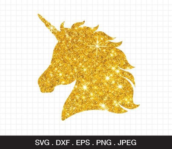 Unicorn Head Svg, Unicorn Horn Svg, Unicorn Svg, Unicorn Birthday