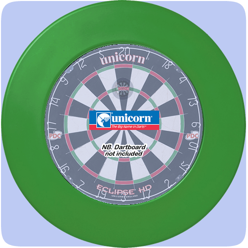 Unicorn Heavy Duty Professional Dartboard Surround Darts Corner