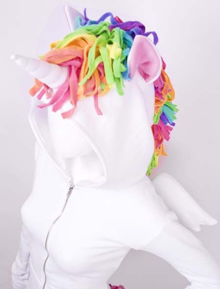 Unicorn Hoodie! This Would Be Perfect For Farieworlds Nights! I