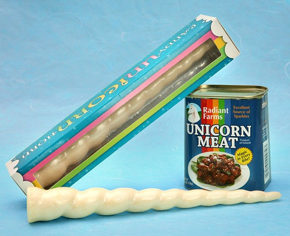 Unicorn Horn Candy – Geekalerts