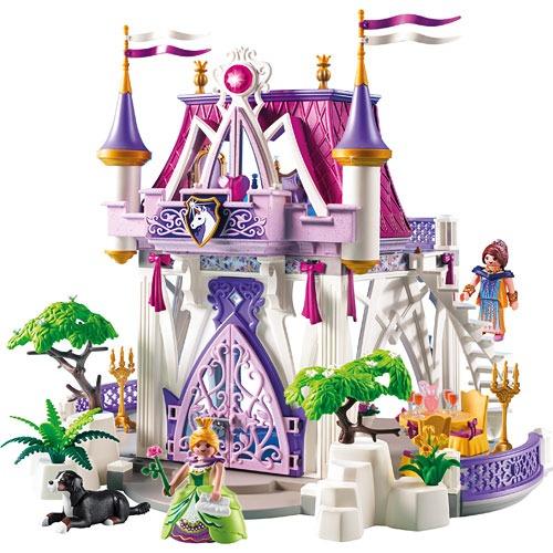 Unicorn Jewel Castle