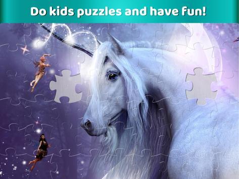 🦄 Unicorn Jigsaw Puzzles