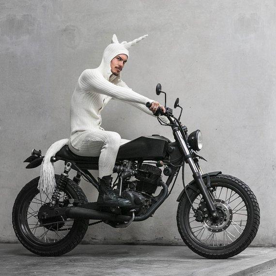 Unicorn Jumpsuit Magical Winter Onesie For Men And Women