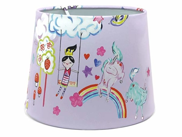 Unicorn Lampshade Or Ceiling Light Shade Horse Pony Princess