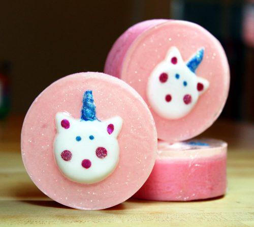 Unicorn Macaron Soap Tutorial