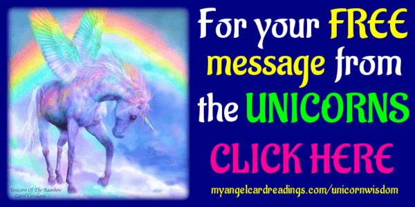 Unicorn Oracle Cards