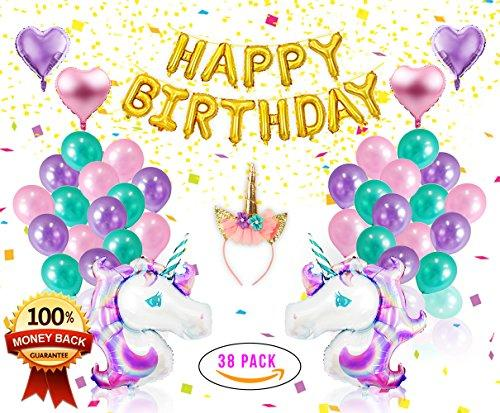 Unicorn Party Supplies 90  Off Discount