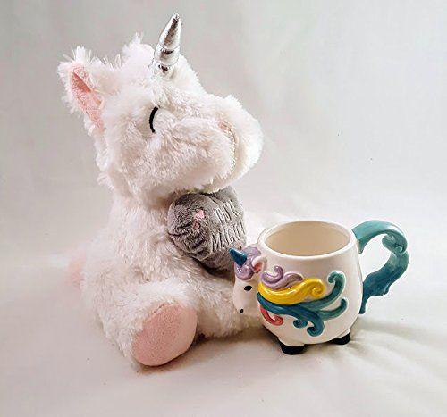 Unicorn Shaped Mug
