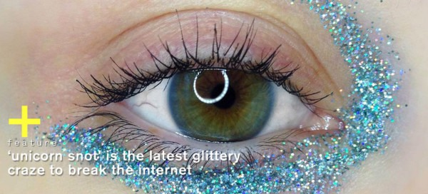 Unicorn Snot' Is The Latest Glittery Craze To Break The Internet