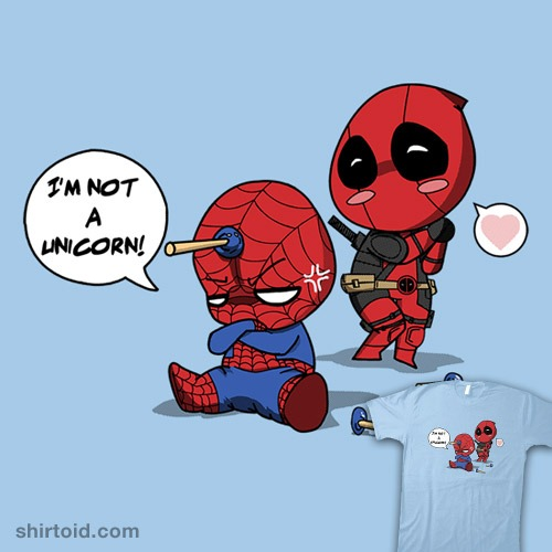 Unicorn Spidey