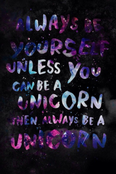 Unicorns Are Cool Discovered By Madison On We Heart It