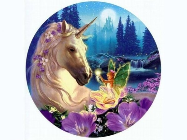 Unicorns Images Unicorns And Fairies Wallpaper And Background