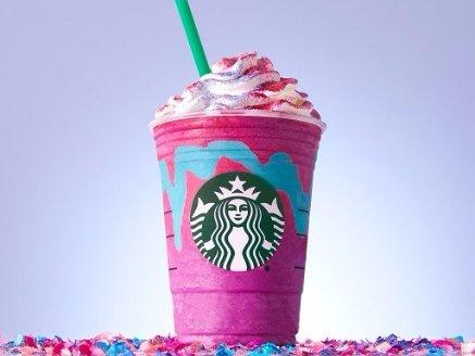 What Is Starbucks Unicorn Frappuccino