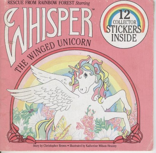 Whisper The Winged Unicorn Book Series