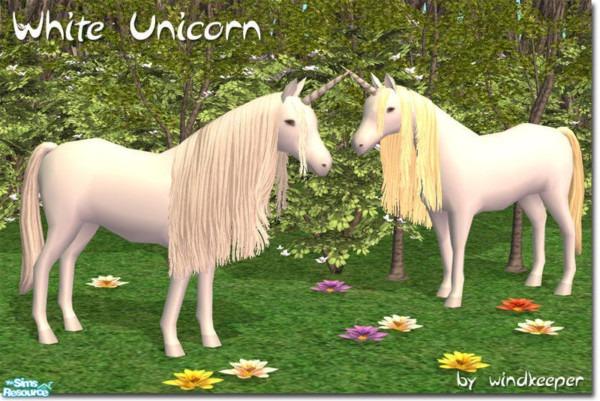 Windkeeper's White Unicorn