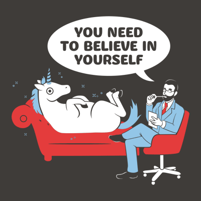 You Need To Believe In Yourself Tee Review