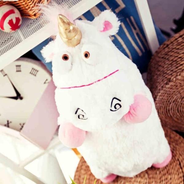16  40cm Fluffy Unicorn Soft Plush Doll Toy Kids Toys New