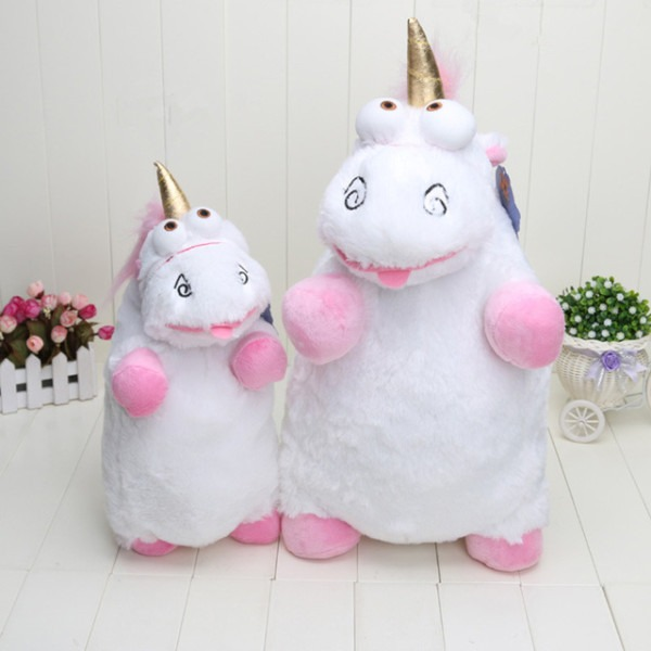 56cm Catoon Film Anime Despicable Me 2 Movie Minions Evil Unicorn