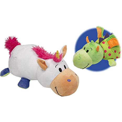 Amazon Com  16  Unicorn To Dragon Flipazoo  Toys & Games