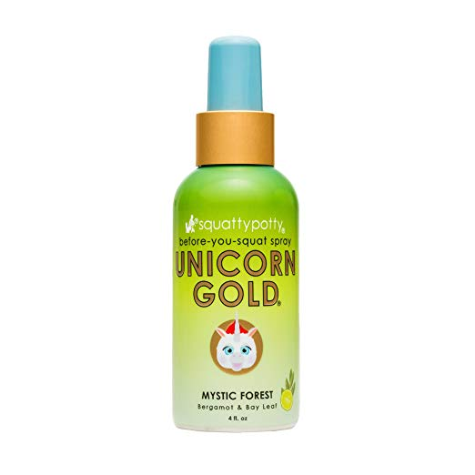 Unicorn Gold Mystic Forest