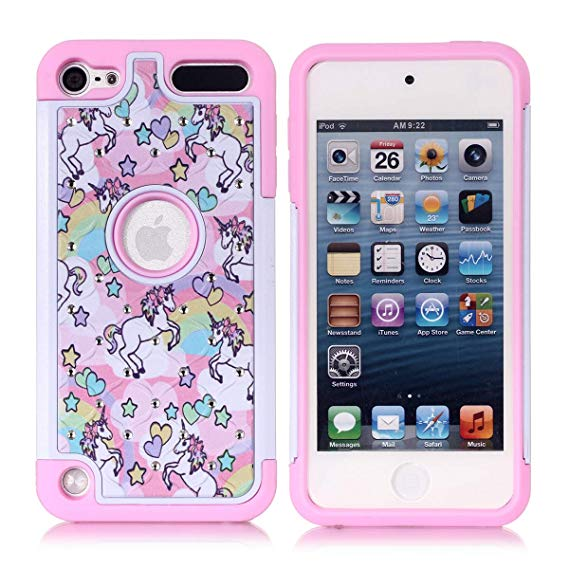 Amazon Com  Apple Ipod Touch 6th Case, Ipod 5th Generation Case