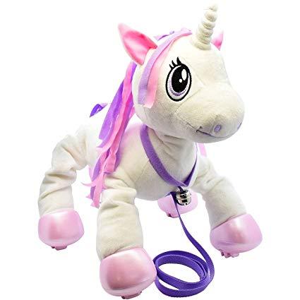 Amazon Com  Best Seller Peppy Pets Unicorn Interactive Pet Magical