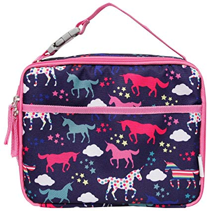 Amazon Com  Crckt Kids Unicorn Lunch Bag Box  Kitchen & Dining
