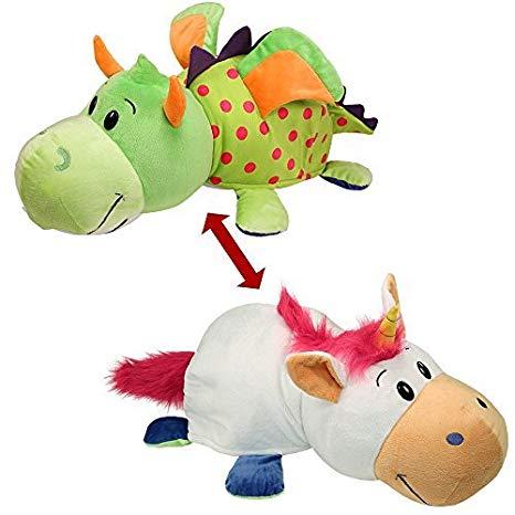Amazon Com  Flipazoo Jumbo (unicorn Dragon – 24in) By Jay At Play