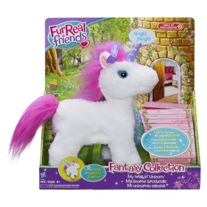 Amazon Com  Furreal Friends Fantasy Collection  Starbeam My Walkin