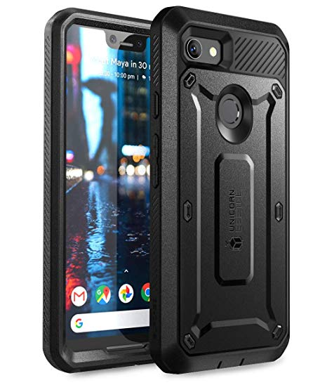 Amazon Com  Google Pixel 3 Xl Case, Supcase Full