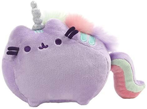 Amazon Com  Gund Pusheen Pusheenicorn Unicorn Cat Sound Plush