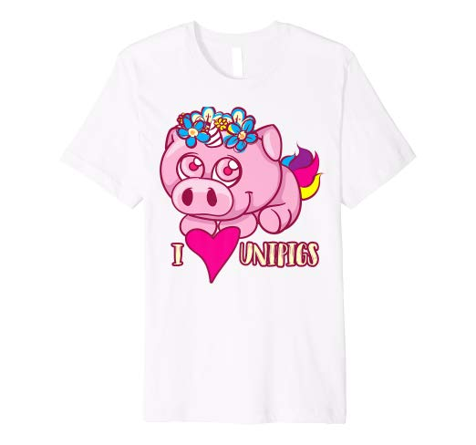 Amazon Com  I Heart Unipigs Shirt
