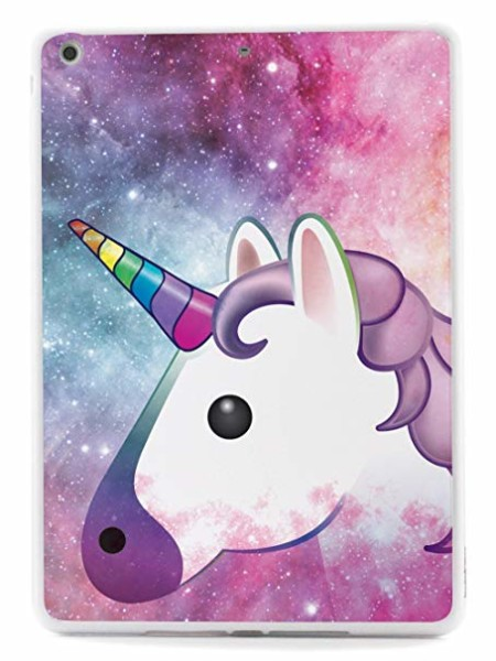 Amazon Com  Inspired Cases Space Unicorn Emoji Case For Ipad Mini