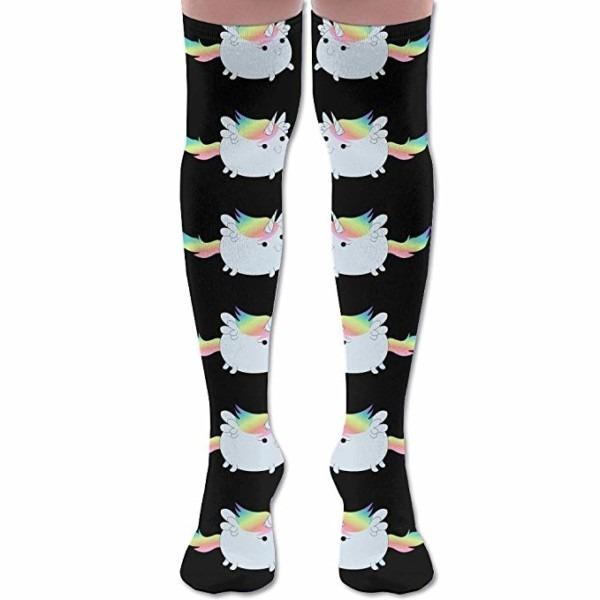 Amazon Com  Like Rainbow Fat Unicorns Long Top Casual Over Knee