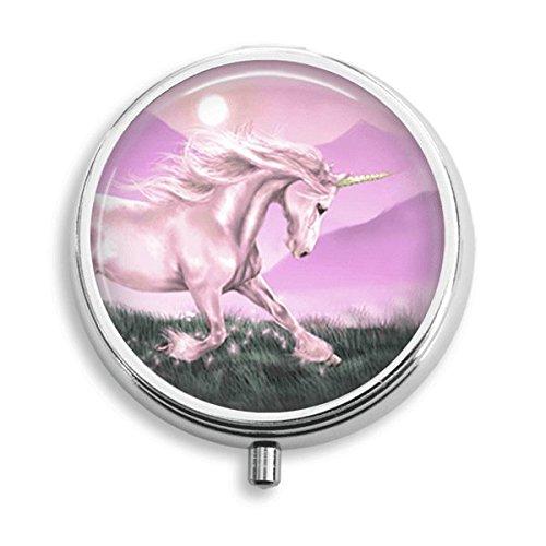 Amazon Com  Pink Unicorn Pill Box Pill Holder Pill Case Medicine