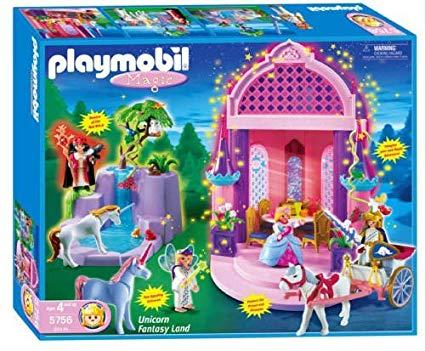 Amazon Com  Playmobil Unicorn Fantasy Land  Toys & Games