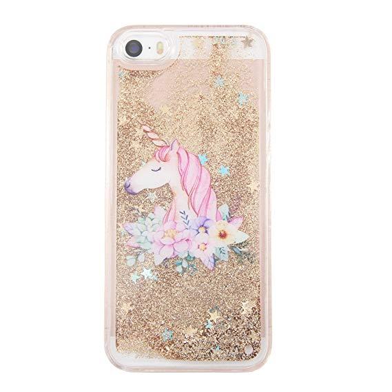 Amazon Com  Ucolor Iphone 5s Case,iphone 5 Case, Iphone Se Case