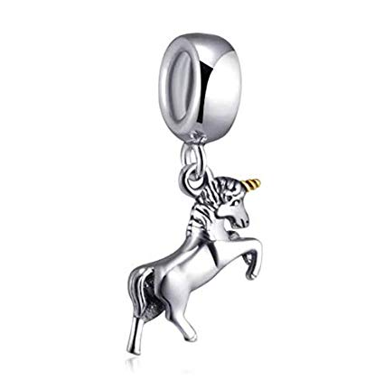 Amazon Com  Unicorn Charm