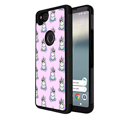 Amazon Com  Yaolang Google Pixel 2 Phone Case, Unicorn Emoji Pc
