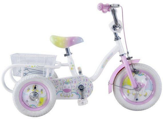 An Amazing Bike With Stabilisers For Any Unicorn Lover!  Bikes
