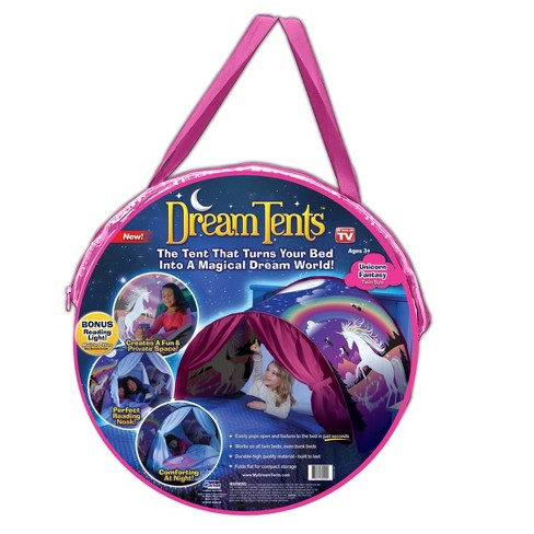As Seen On Tv Dream Unicorn Bed Tents   Target
