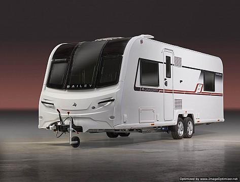 Bailey Unicorn Barcelona Caravan For Sale