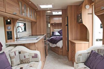 Bailey Unicorn Caravan Range Reviewed