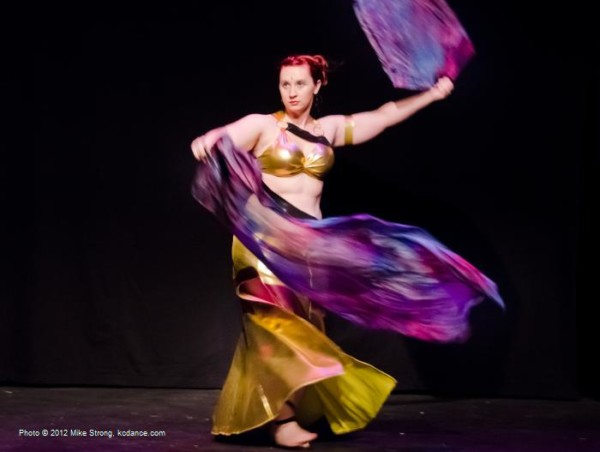 Belly Dance United July 2012