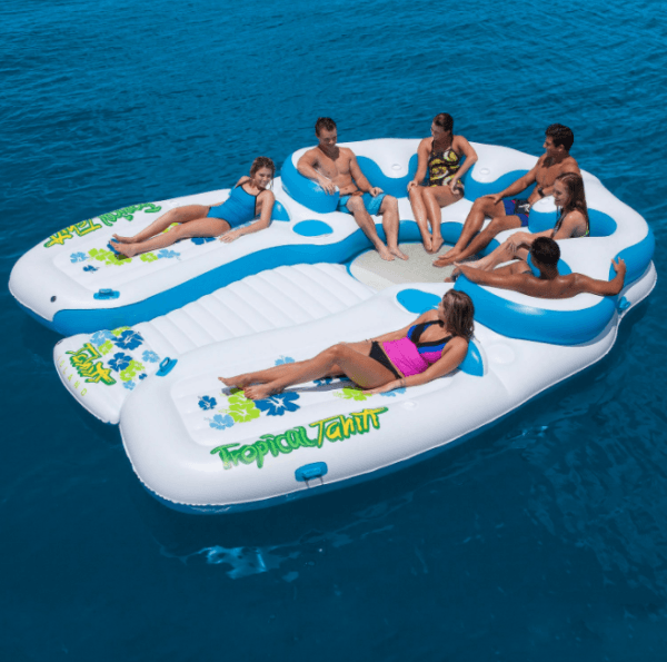 Best Pool Floats  Giant Swan, Unicorn, Island, Pontoon