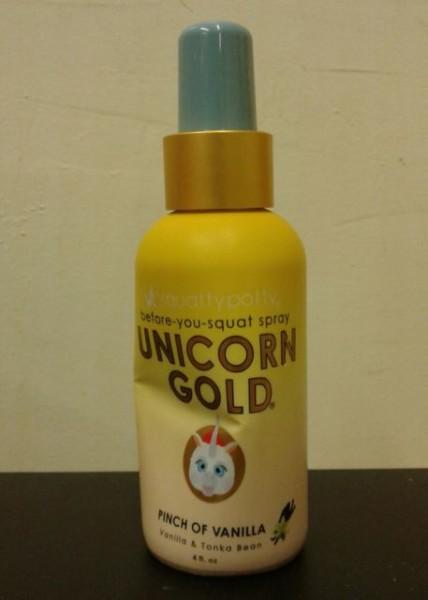 Buy 4 Fl Oz  Squatty Potty Unicorn Gold Toilet Spray Pinch Of