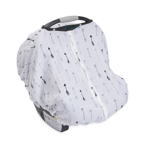 Buy Little Unicorn  Muslin Car Seat Canopy