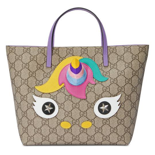 Children's Unicorn Tote