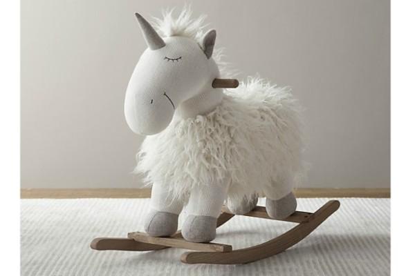 Cool Unicorn Rocking Horse