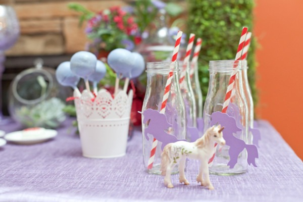 Cute & Festive Fairy Unicorn Birthday Party
